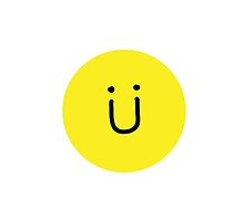 Jack U (Skrillex + Diplo) Smiley Face by Miles Shebar