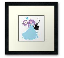 Princess Sailor Bee Framed Print