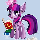 Study Time! by LillyKitten