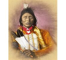 Kiowa Photographic Print
