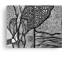 Geometric 7 Canvas Print