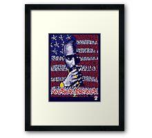 Tupac Shakur [American Dreamer] - Cloud Nine Framed Print