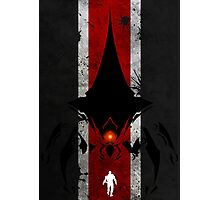 Mass effect poster + T-shirt Photographic Print