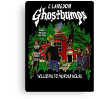 Ghostbumps Canvas Print