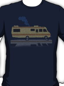 The Whole Story Wrapped up in one RV (Breaking Bad RV) T-Shirt