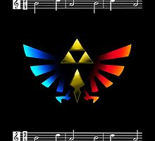 Legend of Zelda Emblem by SS864
