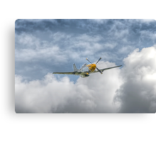 P51 Mustang - Cadillac of the Sky Canvas Print