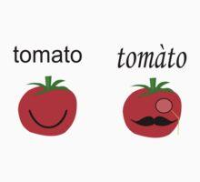 Tomato Tomàto by Superbubble