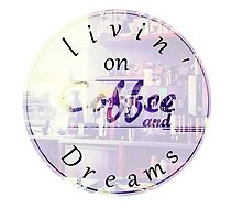 livin' on coffee and dreams by beeecciiii