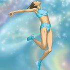 Sky Runner by Kitsune Arts
