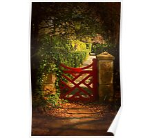 Gateway to a new world .. Mt Wilson Poster