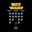 Darth Invader by RetroGameAddict