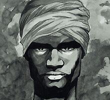 Grey man by 2Herzen