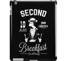 Second Breakfast iPad Case/Skin