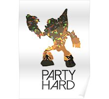 Party Hard Poster