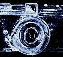 Eye of the Camera! by Teleri Rees