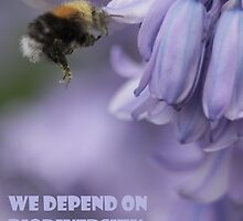 Bee the change. by Optic-Nerve