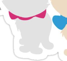 Aristocats inspired design. Sticker