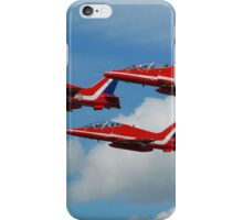 The Red Arrows - Fairford 07 iPhone Case/Skin