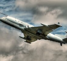 Nimrod MRA4 - Maritime Patrol and Attack Aircraft by © Steve H Clark