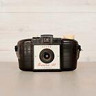 Vintage Brownie 127 Camera by Flo Smith