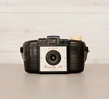 Vintage Brownie 127 Camera by Flo Smith