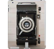 Vintage Kodak 620 camera iPad Case/Skin