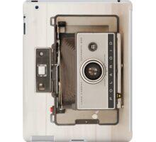 Vintage Polaroid Land Camera iPad Case/Skin