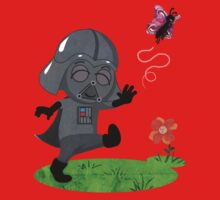 Star Wars babies - inspired by Darth Vader Kids Clothes