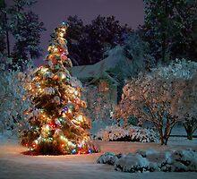 Christmas Tree by GarfunkelArt