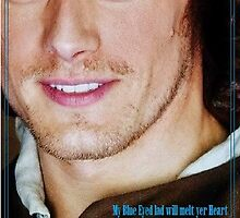 Outlander: Blue Eyed Lad by denisesf5
