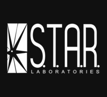 STAR Laboratories – The Flash by movieshirt4you