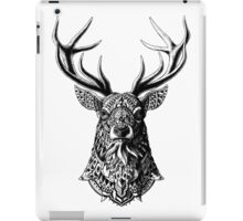 Ornate Buck iPad Case/Skin