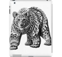 Ornate Bear iPad Case/Skin