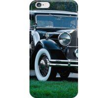 1931 Packard 845 Deluxe Eight Sports Sedan I iPhone Case/Skin