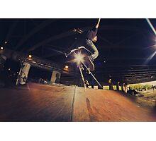 The Skate Files - #1 | Logan Square Skate Park Photographic Print