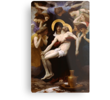 pieta ( william adolphe bouguereau ) Metal Print