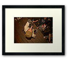 Artist Spotlight #1 | PHILLIP MORRIS Framed Print
