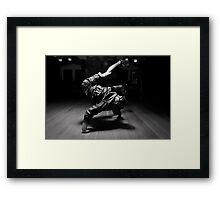 The B-Boy Files - #1 | Killa Beest Framed Print