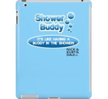 Shower Buddy iPad Case/Skin