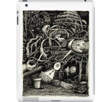 The Garden of Madness iPad Case/Skin