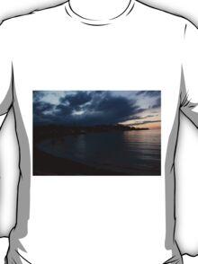 Sunset over Penguin. T-Shirt