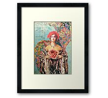 In The Fullness of Time Framed Print