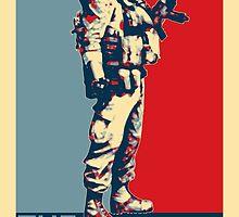 Battlefield - The Demoman by FlgStudios