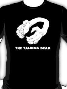 Handset Logo with text T-Shirt