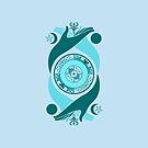 Spiritual Compass (water) by IggyMarauder