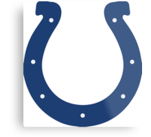 Colts Metal Print