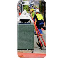 Bend And Squat iPhone Case/Skin