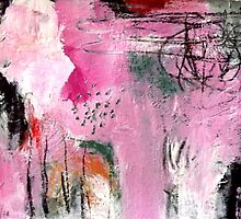 The sound of pink by Maria Catalina Wiley