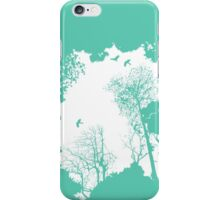 Forest Silhouette iPhone Case/Skin